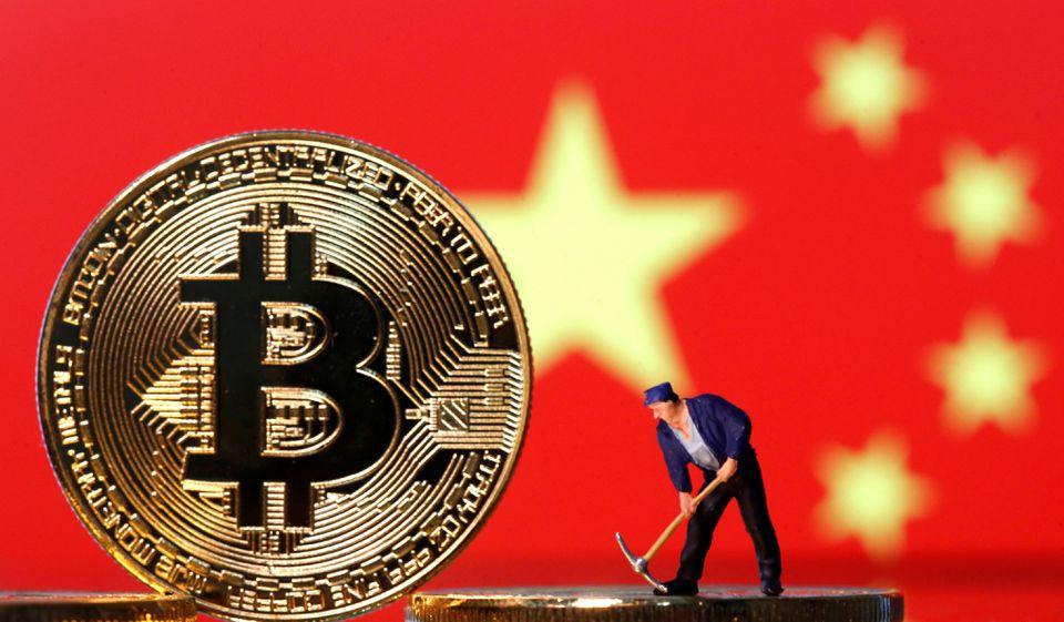 Китай считался одним из основных центров по добыче цифровых монет