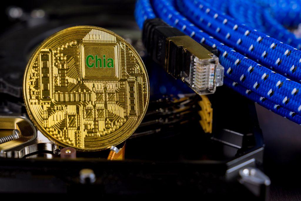 Криптовалюта Chia использует новый, отличный от биткоина механизм
