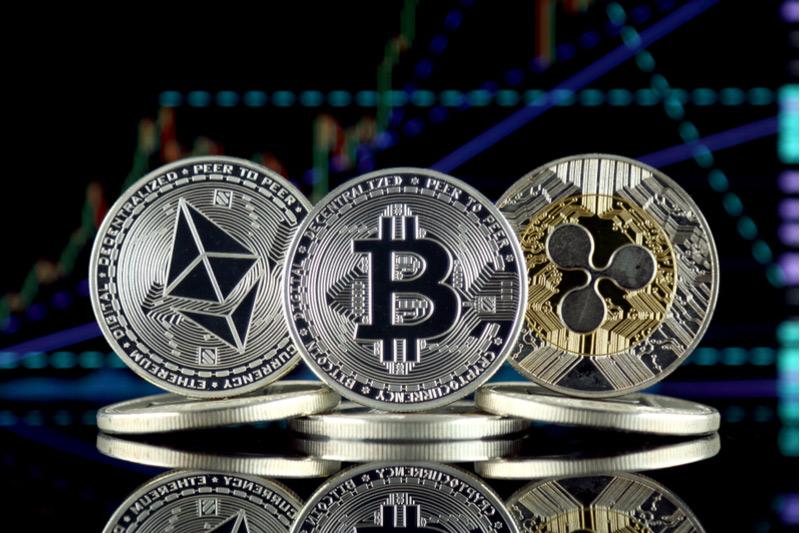 Криптовалютой называют вид виртуальных денег