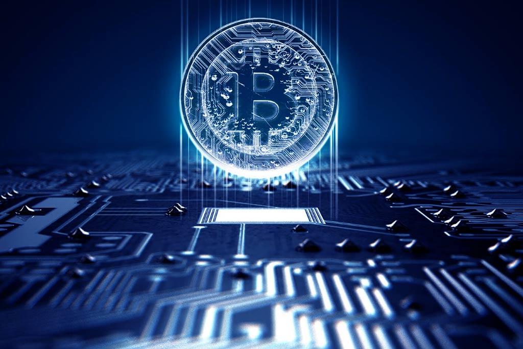 Одно из «ранних» понятий, которое содержит терминология криптовалют – майнинг
