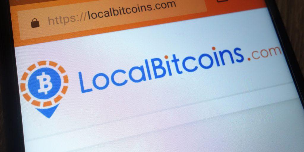 LocalBitcoins – веб-площадка для безопасной и анонимной торговли криптовалютой