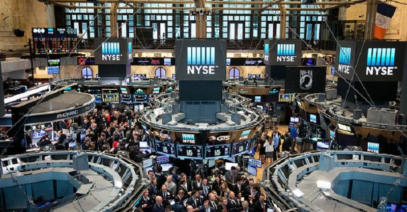 New York Stock Exchange - крупнейшая фондовая биржа
