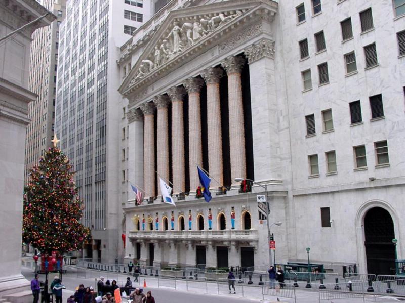 Нью-Йоркская фондовая биржа (NYSE)