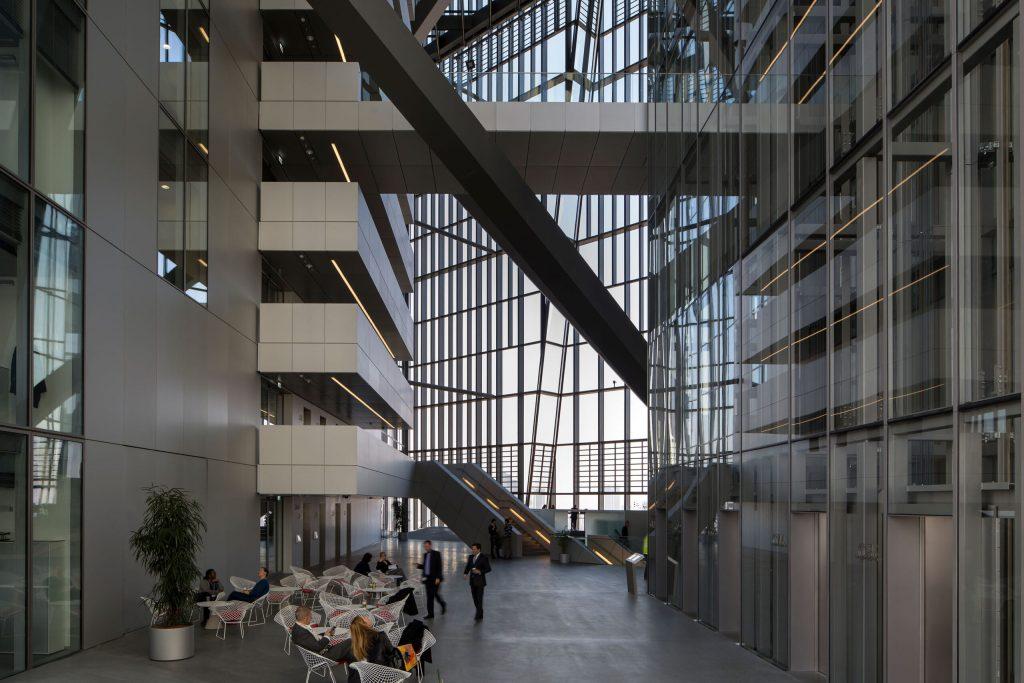 Офис европейского центрального банка