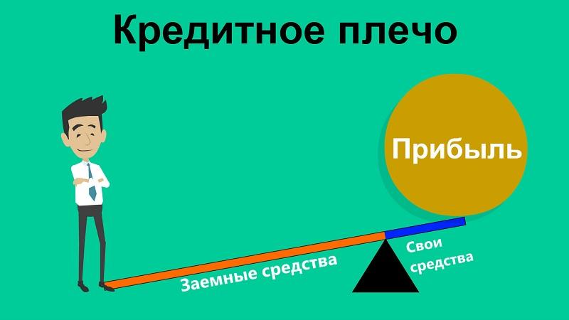 плюсы и минусы кредитного плеча