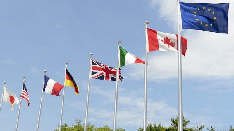 Создание «Большой семерки» — заслуга французского президента д'Эстена